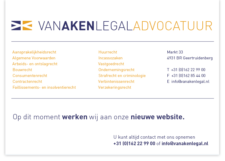 van aken legal